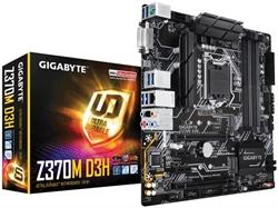 Placa I3/ I5/ I7 Gigabyte Z370m- D3h . . .